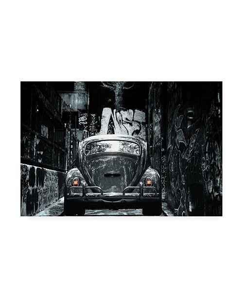 "Trademark Global Stefan Eisele My First Love Canvas Art - 37"" x 49"""