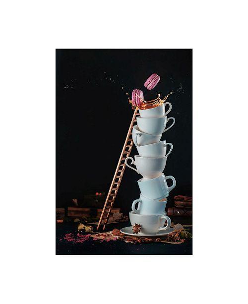 """Trademark Global Dina Belenko Unreachable Sweets Canvas Art - 20"""" x 25"""""""