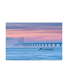 "Jacek Oleksinski Frozen Sea Canvas Art - 37"" x 49"""