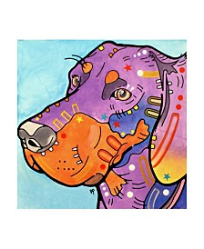 "Dean Russo Hunter Stencil Canvas Art - 15"" x 20"""