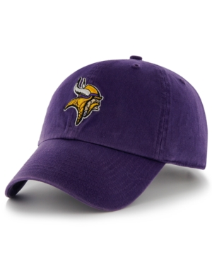 '47 Brand Nfl Hat, Minnesota Vikings Franchise Hat