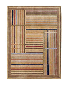 CLOSEOUT! Nourison Rugs, Somerset ST17 Lines Multicolor