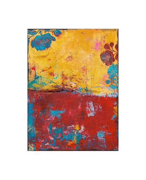 "Trademark Global Erin Ashley Mexican Rose Canvas Art - 27"" x 33.5"""