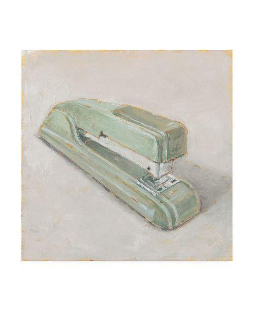 "Trademark Global Ethan Harper Old School IV Canvas Art - 19.5"" x 26"""
