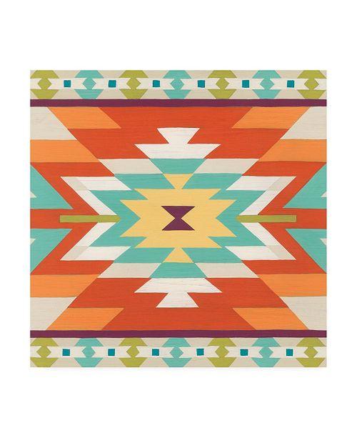 "Trademark Global June Erica Vess Mesa Motif III Canvas Art - 15.5"" x 21"""