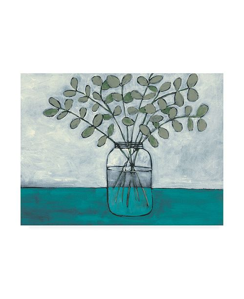 "Trademark Global Regina Moore Jar of Stems I Canvas Art - 15.5"" x 21"""
