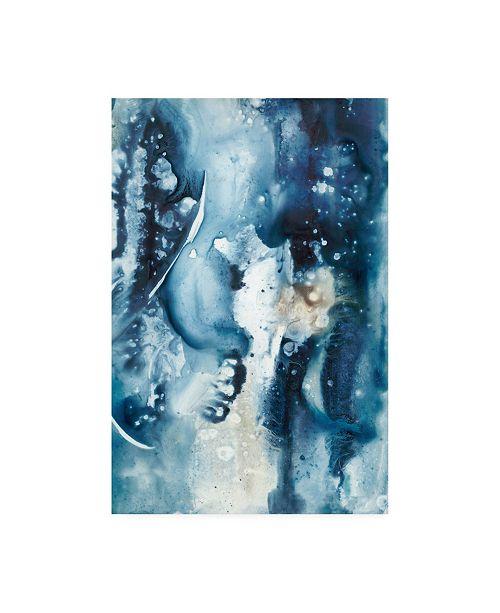 "Trademark Global Joyce Combs Peaceful Calm II Canvas Art - 15.5"" x 21"""