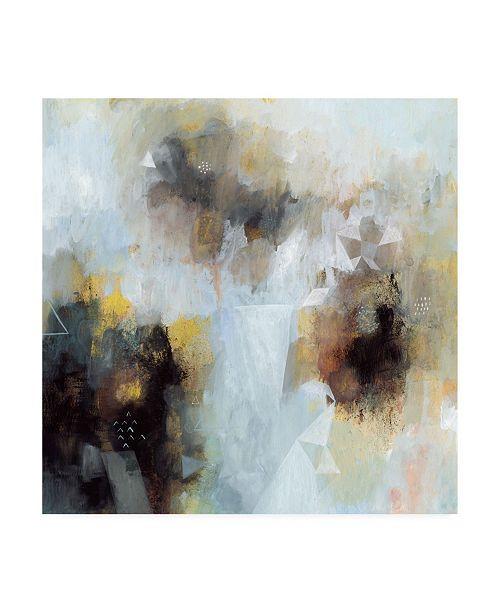 "Trademark Global Victoria Borges Suspended Sunbeam II Canvas Art - 19.5"" x 26"""