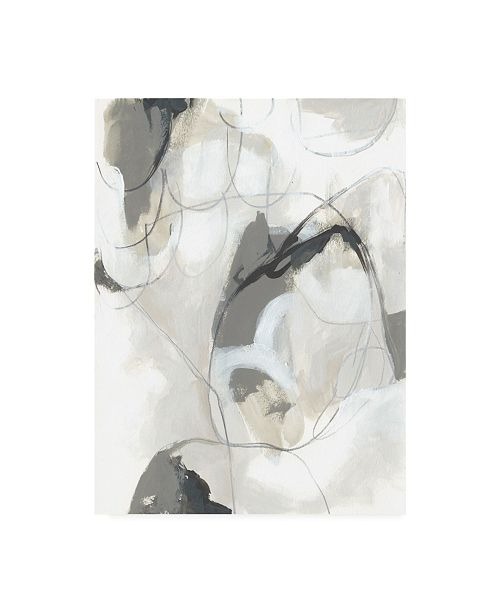"Trademark Global June Erica Vess Cloudbank Sonata I Canvas Art - 27"" x 33.5"""