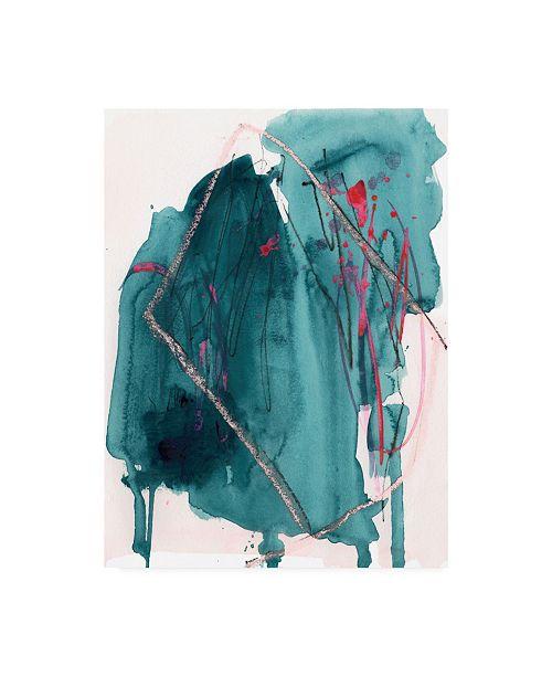 "Trademark Global Jennifer Paxton Parker A Shift of Realms II Canvas Art - 36.5"" x 48"""