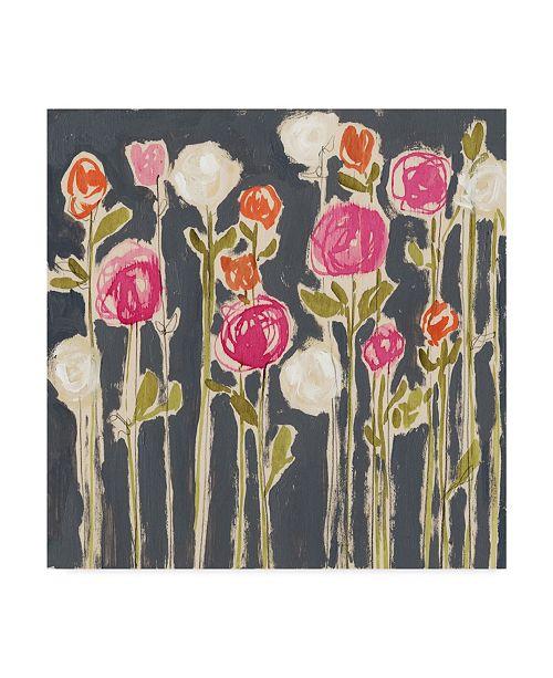 "Trademark Global Jennifer Goldberger Laurels Lollies I Canvas Art - 15"" x 20"""