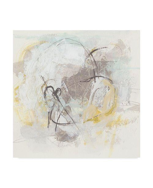 "Trademark Global June Erica Vess Stone Simile II Canvas Art - 15"" x 20"""