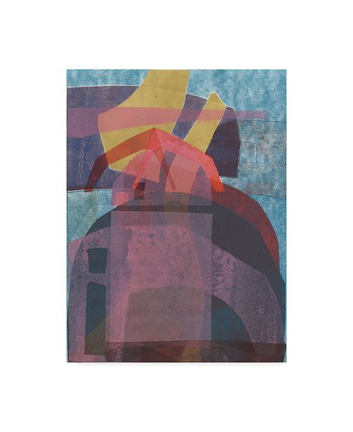"Trademark Global Rob Delamater Alicante 16 Canvas Art - 37"" x 49"""