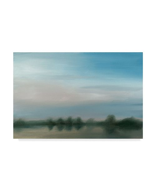 "Trademark Global Ethan Harper Moodscapes I Canvas Art - 37"" x 49"""