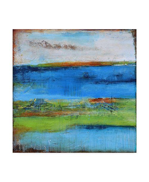"Trademark Global Erin Ashley Blue Ridge Escape I Canvas Art - 15"" x 20"""