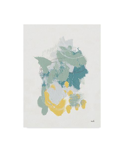 """Trademark Global Moira Hershey Hopeful I Canvas Art - 20"""" x 25"""""""