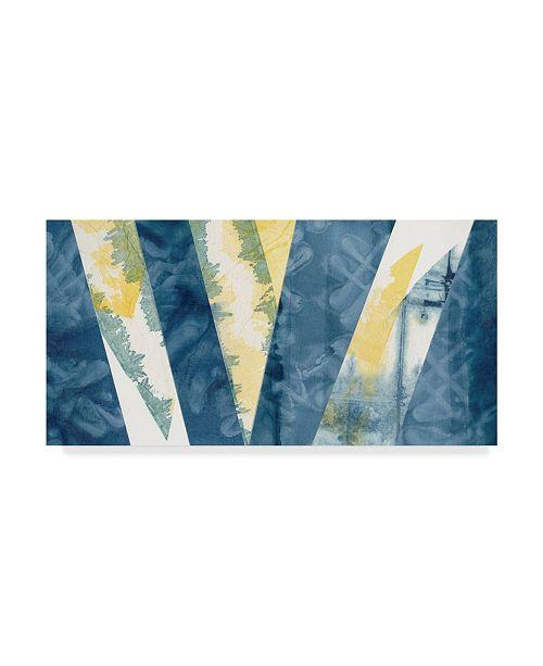 "Trademark Global Renee W. Stramel Nautical II Canvas Art - 37"" x 49"""