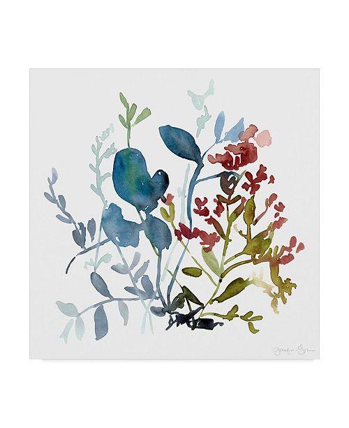"Trademark Global Jennifer Goldberger Bloom Array I Canvas Art - 15"" x 20"""