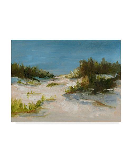 "Trademark Global Ethan Harper Summer Dunes I Canvas Art - 37"" x 49"""