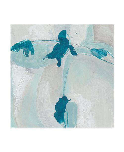 "Trademark Global June Erica Vess Trace Echo I Canvas Art - 27"" x 33"""