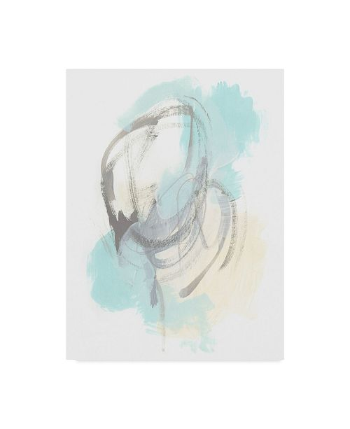 "Trademark Global June Erica Vess Perpetual Gesture I Canvas Art - 20"" x 25"""
