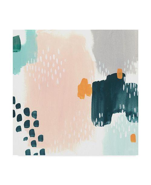 """Trademark Global June Erica Vess Precept II Canvas Art - 27"""" x 33"""""""