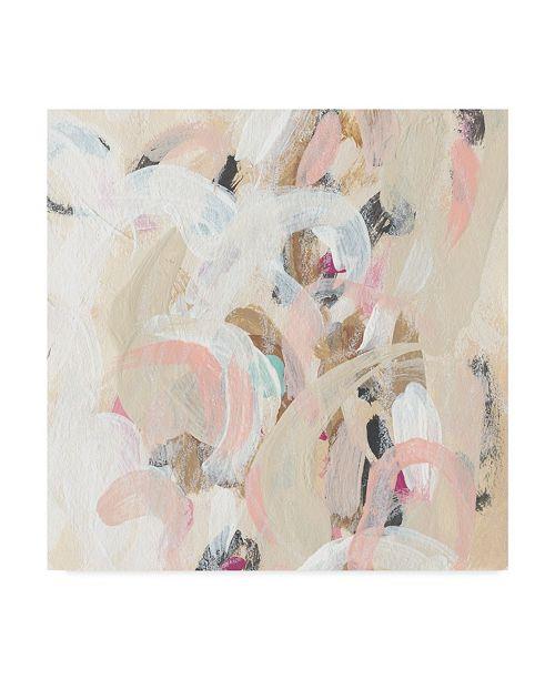 "Trademark Global June Erica Vess Carnivale I Canvas Art - 20"" x 25"""