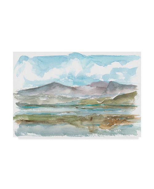 "Trademark Global Ethan Harper Impressionist View I Canvas Art - 20"" x 25"""