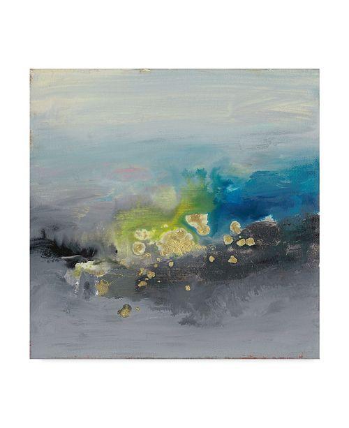 "Trademark Global Joyce Combs Oriental Spring I Canvas Art - 15"" x 20"""