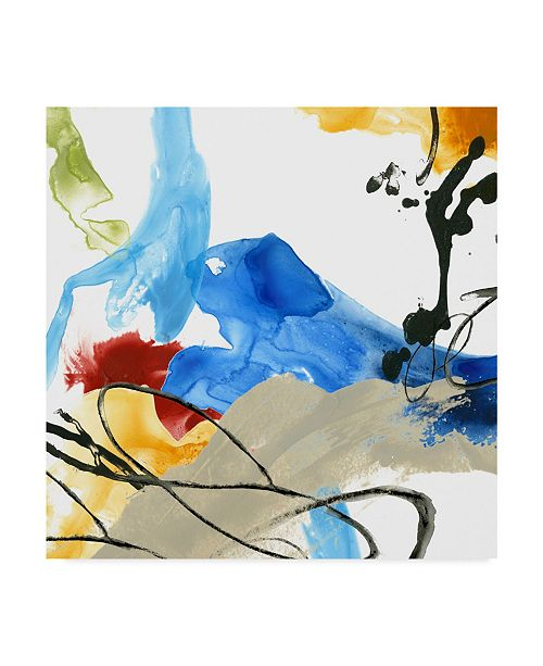 "Trademark Global June Erica Vess Formulation I Canvas Art - 15"" x 20"""