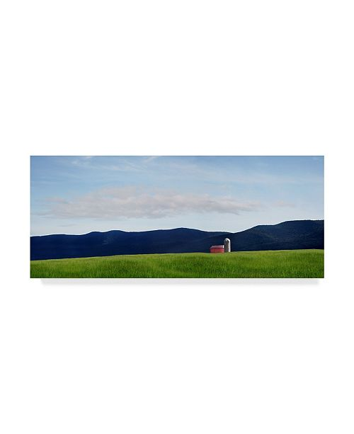 "Trademark Global James Mcloughlin Farm and Country VIII Canvas Art - 20"" x 25"""