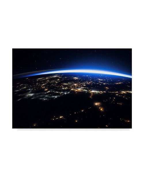 """Trademark Global Unknown Space Photography XII Canvas Art - 15"""" x 20"""""""