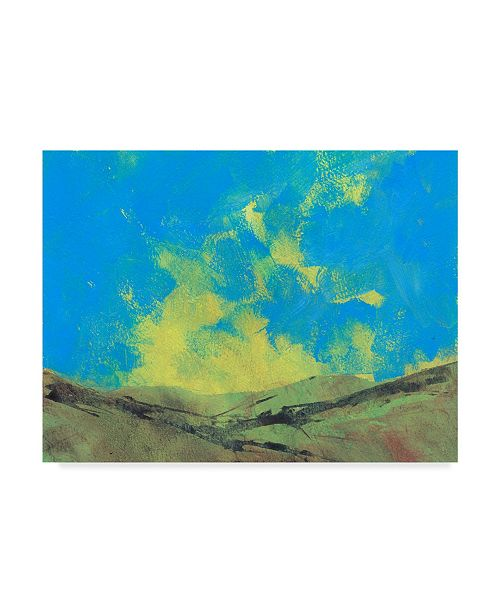 """Trademark Global Paul Bailey The Light of The Valley Canvas Art - 37"""" x 49"""""""