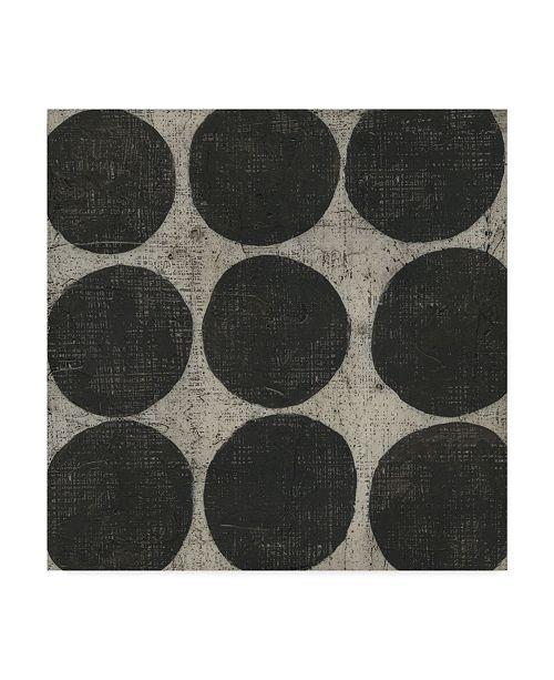 "Trademark Global Chariklia Zarris Stone III Canvas Art - 27"" x 33"""