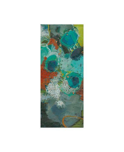"Trademark Global Sue Jachimiec Lolly II Canvas Art - 37"" x 49"""