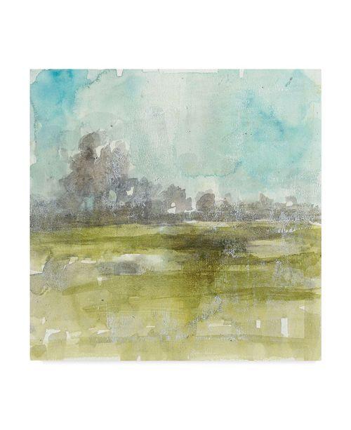 "Trademark Global Jennifer Goldberger Pastel Haze I Canvas Art - 20"" x 25"""