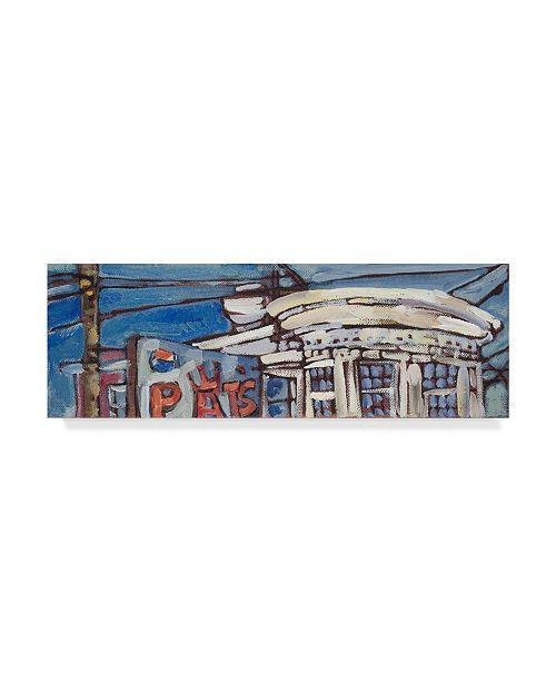 "Trademark Global Erin Mcgee Ferrell Urban Wires VI Canvas Art - 15"" x 20"""