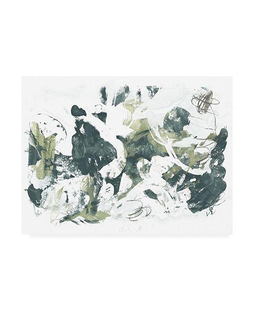 "Trademark Global June Erica Vess Cloud Farm II Canvas Art - 20"" x 25"""