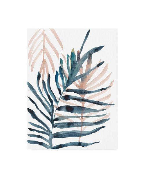 "Trademark Global Chariklia Zarris Panama Palms I Canvas Art - 20"" x 25"""