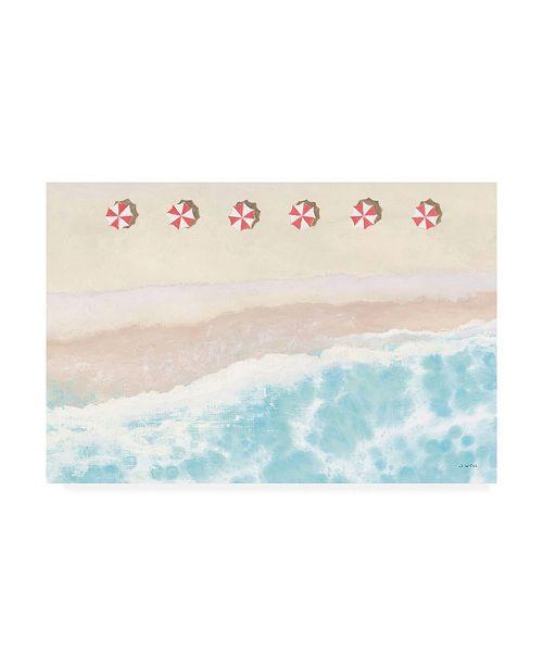 "Trademark Global James Wiens Sky Seaview I Canvas Art - 15"" x 20"""