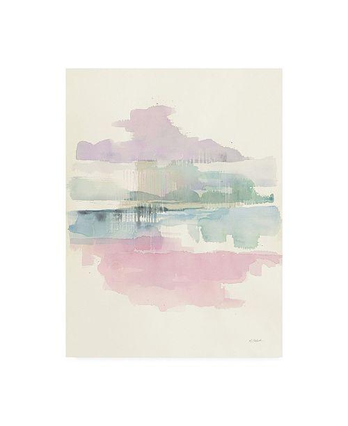 "Trademark Global Mike Schick Lifting Fog Watercolor Canvas Art - 15"" x 20"""