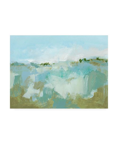 "Trademark Global Christina Long West Wind I Canvas Art - 20"" x 25"""