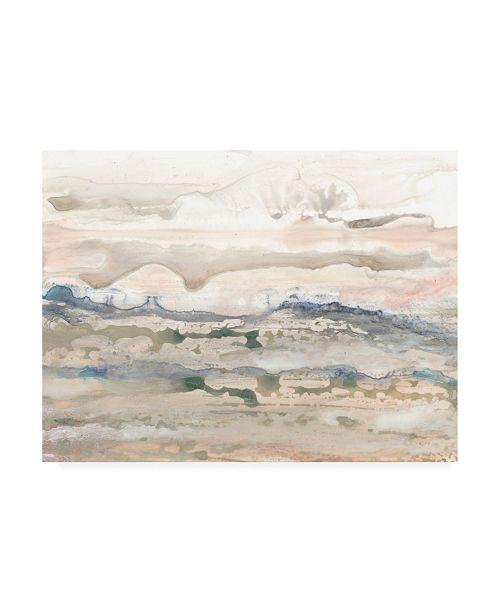 "Trademark Global Renee W. Stramel High Desert II Canvas Art - 20"" x 25"""