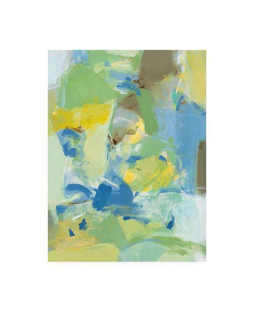 "Trademark Global Christina Long Jewels I Canvas Art - 20"" x 25"""