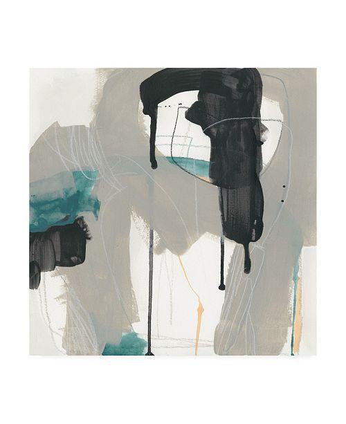 """Trademark Global June Erica Vess Carioca II Canvas Art - 15"""" x 20"""""""