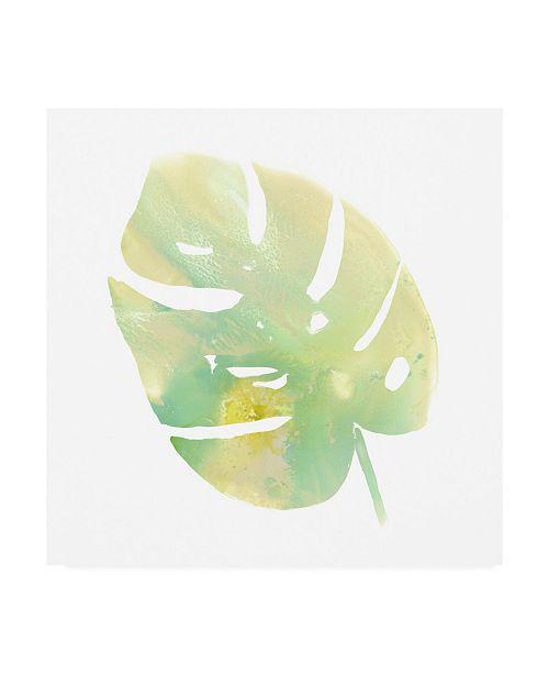 "Trademark Global June Erica Vess Prisma Tropical I Canvas Art - 20"" x 25"""