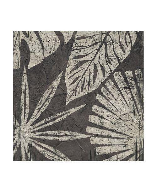 "Trademark Global June Erica Vess Tribal Palms IV Canvas Art - 15"" x 20"""