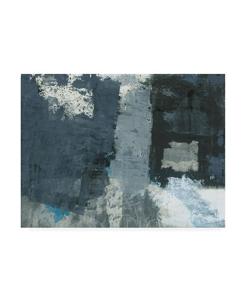 "Trademark Global Elena Ray Shades of Grey IV Canvas Art - 15"" x 20"""