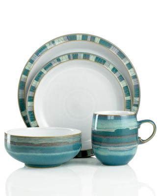 Dinnerware, Azure Coast 4-Piece Place Setting