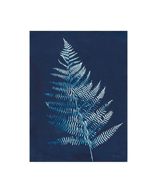"Trademark Global Piper Rhue Nature By the Lake - Ferns VI Canvas Art - 27"" x 33.5"""